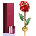 Deals List: Icreer 24k Gold Rose Flowers Gifts for Her