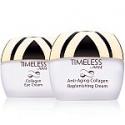 Deals List: 2 Pack AVANI Dead Sea Anti-Aging Collagen Replenishing Cream and Collagen Eye Cream Treatment (1.7oz ea)