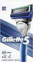 Deals List: Gillette5 Men's Razor Handle + 2 Refills