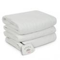 Deals List: Sunbeam White Heated Mattress Pad Twin