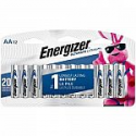 Deals List: Energizer AA Lithium Batteries, World's Longest Lasting Double A Battery, Ultimate Lithium (12 Battery Count)