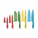 Deals List: Cuisinart 10-Pc. Ceramic-Coated Cutlery Set with Blade Guards