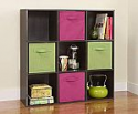 Deals List: ClosetMaid 8937 Cubeicals Organizer, 9-Cube, Espresso