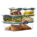 Deals List: Rubbermaid 10pc Brilliance Leak Proof Food Storage Containers with Airtight Lids