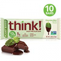 Deals List: 10-Count Think Plant Based High Protein Bars