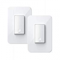 Deals List: Wemo Wi-Fi Light Switch 3-Way 2-Pack Bundle - Control Lighting from Anywhere, Easy In-Wall Installation, Works with Alexa, Google Assistant and Apple HomeKit (WLS0403-BDL)