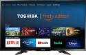 Deals List: TOSHIBA 50LF711U20 50-inch 4K Ultra HD Smart LED TV HDR - Fire TV Edition