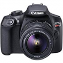 Deals List: Canon EOS Rebel T6 Digital SLR Camera Kit with EF-S 18-55mm f/3.5-5.6 is II Lens, Built-in WiFi and NFC - Black (Renewed)
