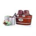 Deals List: Nostalgia 4-Quart Electric Double Flavor Ice Cream Maker