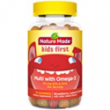 Deals List: Nature Made Kids First Multi + Omega-3 Gummies, 70 Count for Daily Nutritional Support†