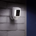 Deals List: Ring Spotlight Cam 1080p Outdoor Wi-Fi Camera with Night Vision (Battery-Powered, White)