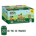 Deals List: 20-Count 3.2-Oz GoGo squeeZ Applesauce on the Go