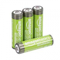 Deals List: 4-Pk AmazonBasics AA High-Capacity Rechargeable Batteries Pre-charged