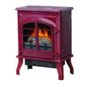 Deals List: Bold Flame Electric Space Heater, Glossy Red