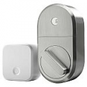 Deals List: August Smart Lock + Connect WiFi Bridge (Satin Nickel)