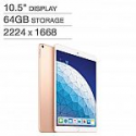 Deals List: Apple iPad Air (10.5'', Wi-Fi, 64GB) (Latest Model)