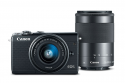 Deals List: Canon EOS M100 Mirrorless Camera w/ 15-45mm Lens & 55-200mm Lens