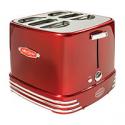 Deals List: Nostalgia RHDT800RETRORED Pop-Up Hot Dog Toaster