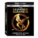 Deals List: The Hunger Games: Complete 4-Film Collection 4k+Bluray+Digital