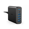 Deals List: Anker Premium 60W 5-Port Desktop USB C Wall Charger