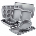 Deals List: Farberware 10-pc. Bakeware Set