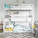 Deals List: Dorel Living Phoenix Triple Floor Bunk Bed, White
