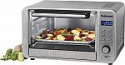 Deals List: Cuisinart - Convection Toaster/Pizza Oven - Brushed Stainless, CTO-1300