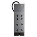 Deals List: Belkin 8-Outlet Power Strip Surge Protector 6ft Cord