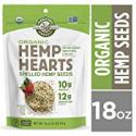 Deals List: Manitoba Harvest Organic Hemp Hearts Raw Shelled Hemp Seeds 18oz