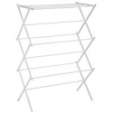 Deals List: AmazonBasics Foldable Clothes Drying Laundry Rack - White