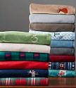 Deals List: Lands End Plush Fleece Throw Blanket 50x70-inch