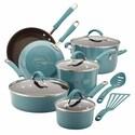 Deals List: Rachael Ray Cucina 12-pc. Hard-Enamel Cookware Set + $20 Kohls Cash