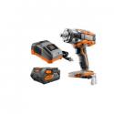Deals List: Ridgid GEN5X 18-Volt Brushless Impact Wrench Kit w/Battery