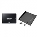 Deals List: Samsung 860 EVO 2.5-in SATA III 2TB SSD + Corsair Mount Bracket