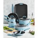 Deals List: Rachael Ray 14-pc. Nonstick Cookware Set