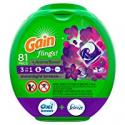 Deals List: Gain Flings Laundry Detergent Pacs Plus Aroma Boost 81-Ct
