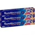 Deals List: 3 Pack Reynolds Kitchens Quick Cut Plastic Wrap 225 Sq.Ft.