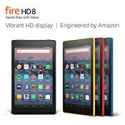 Deals List: 2-Pack Amazon Fire HD 8 16GB 8-Inch Tablet