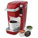 Deals List: Keurig K10 / K15 Personal Coffee Brewer (red)