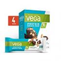 Deals List: 4-Pack Vega Protein Snack Bar Chocolate Peanut Butter