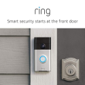 Deals List: Ring Wi-Fi Enabled Video Doorbell (1st Generation)