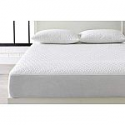 Deals List: StyleWell Microban Anti-Microbial White Mattress Protector