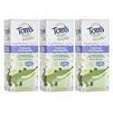 Deals List: Tom's of Maine Toddlers Fluoride-Free Natural Toothpaste in Gel, Mild Fruit, 1.75 Ounce, 3 Count