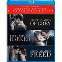 Deals List: Fifty Shades 3-Movie Collection Blu-ray