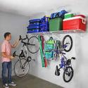 Deals List: 2-Pack SafeRacks Wall Shelf Combo Kit