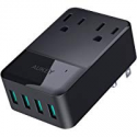 Deals List: AUKEY 30W USB Charger w/2 Outlets and 4 USB Ports