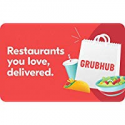 Deals List: $50 Grubhub Gift Card Email Delivery