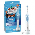 Deals List: Oral-B Kids Electric Toothbrush w/Sensitive Brush Head and Timer