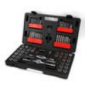 Deals List: Craftsman 75 pc. Combination Tap & Die Carbon Steel Set
