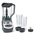 Deals List: Ninja Professional 1100W Blender w/Nutri Ninja 16-Oz. Cups & Lids